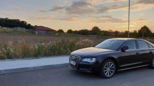 Pozemek 4148/17 v Mariánovicích s Audi A8