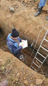 Geodeticky pruzkum podlozi v Marianovicich