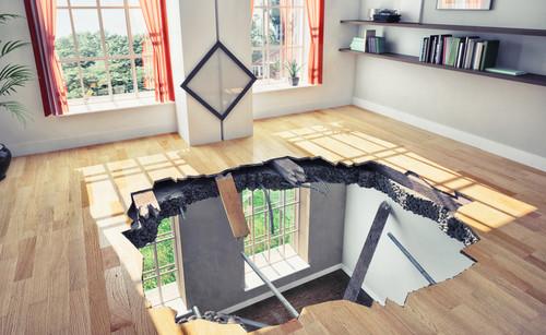 Poddimenzované podlahy společnosti Modul-Leg® - poutací obrázek
