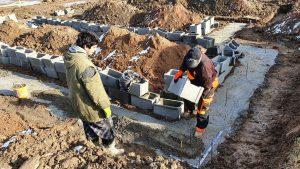 Zavadlý beton jako pojivo